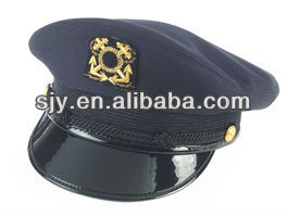 100% cotton sailor hats for sale,uniform military hat