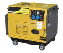 Air cooled 3kva silent diesel generator spare parts