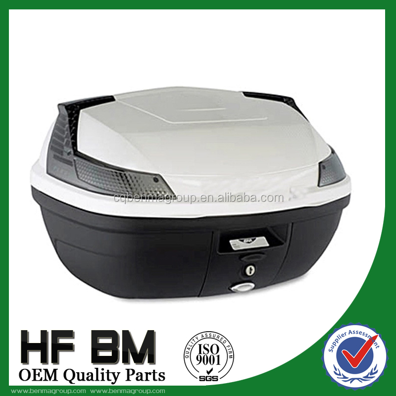 Motorcycle Top Box Top Case 47L Motorcycle Tail Box