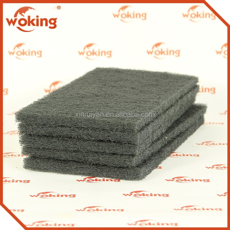 Grey Automobile Polishing Pads