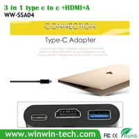 TYPE C to HD-MI adapter type c connect