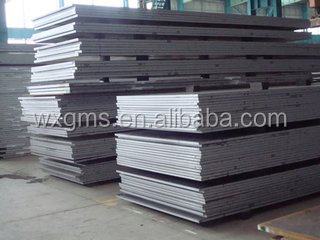 China Manufactory Q235 Q195 Q345 Hot Rolled High Strength Tensile Carbon Steel Plate