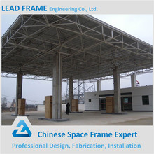 Metal Building Prefabricated Station For Gas Filling Station