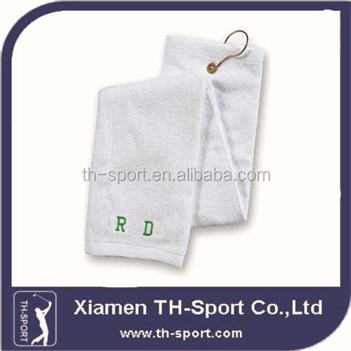 Plain White Towel Suit For Golf Giveaway Items