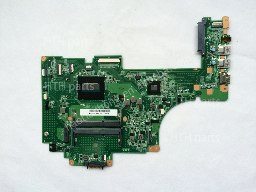 Mother board assy for toshiba S55t A000301440 with i7 CPU DA0BLNMB8D0 brand new condition