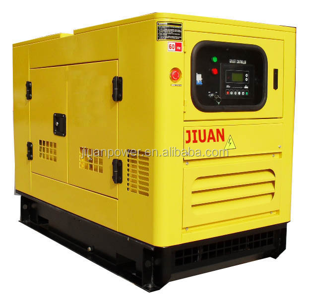 10KVA silent electrical diesel power generator set genset portable power generator 10 kva