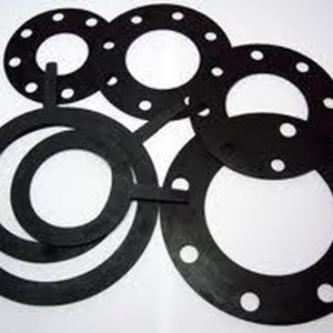 Non Asbestos Jointing Rubber Gasket Sheet thin rubber sheet