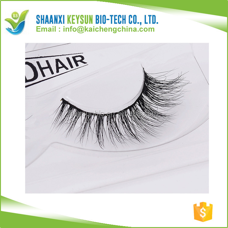 New fashion eye lashes private label eyelash 3d