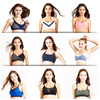 wholesale sports bra workout sports fitness apparel in customized private label fitness wear