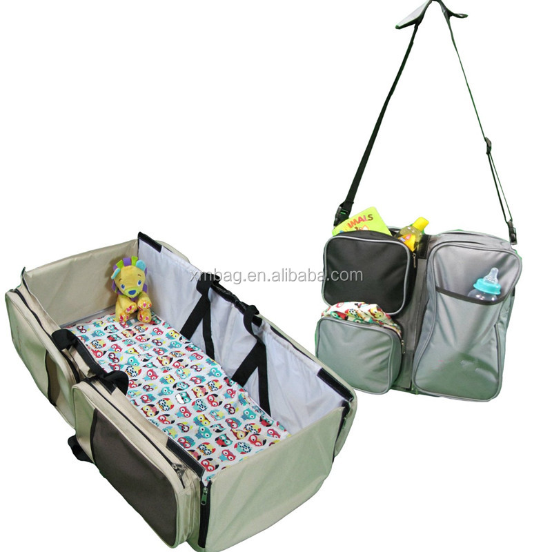 Top best quality infants stravel bed bag