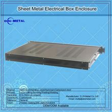 Sheet Metal Case For Electronics In China Market