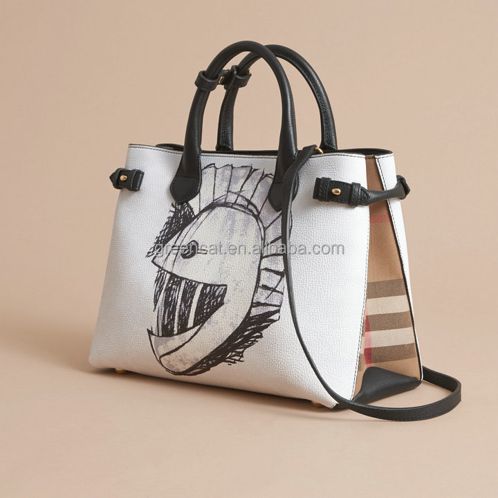 Famous artificial s s collection brand woman purse lether bag women lady popular design handbag tote in leather