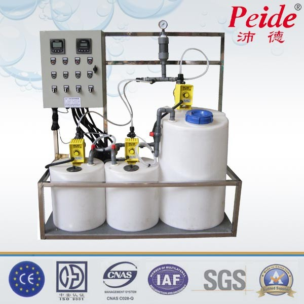 Automatic Boiler chemical dosing system water treatment