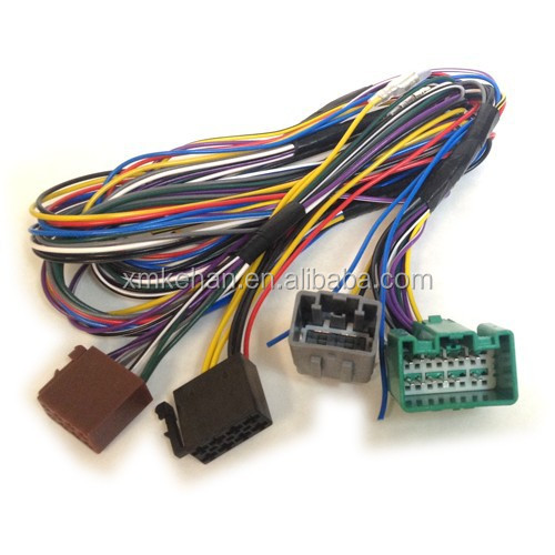 OEM/ODM Custom ISO9001-2015 Electric Wire & Cable Car Wiring Harness,