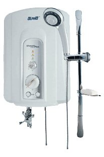 Shower Plus Colour Series Water Heater