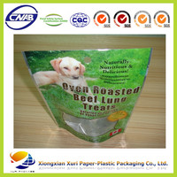 BOPP Plastic Type and Snack Use Packed snack food packaging bag