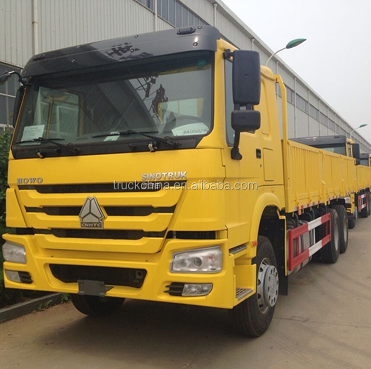 Sinotruck Howo 15 Ton Capacity lorry truck cargo truck heavy trucks for sale