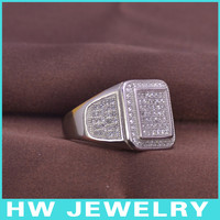LMR3988 Men Ring silver ring blanks