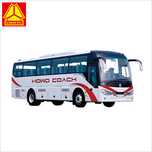 Sinotruk HOWO 8m coach bus for sale