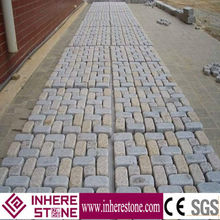 Outdoor granite paving stone