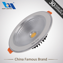 Online shopping india Office aluminum body surface mounted square downlight led