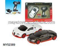 Hot sale 1:24 R/C Top Speed metal car with light