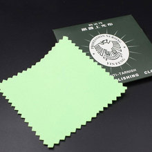 Durable Customized Silver Jewelry Polishing Cloth Wholesale