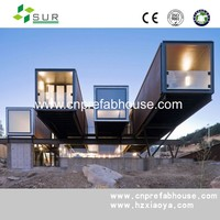 Five Star Hotels Design Container Hotel Design