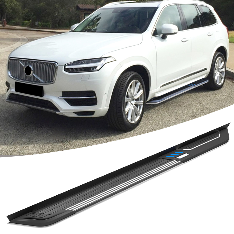 Wholesale & resale aluminum alloy used volvo xc90 running board for bracket side step bar