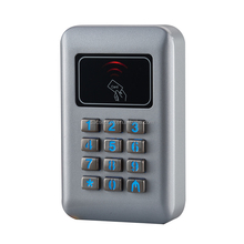 Rfid Cheap metal standalone access control reader