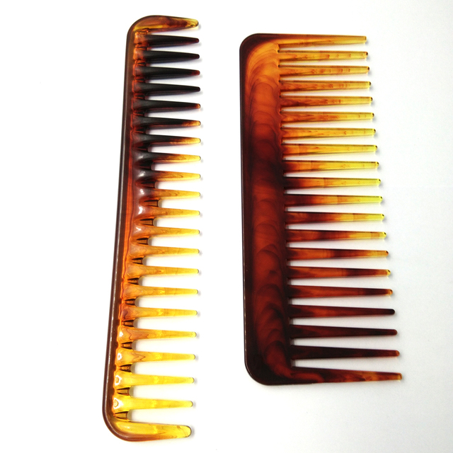 hair shampoo comb, easy clean hair highlight comb for abs plastic personalized hair brush