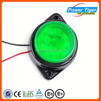 hot sale round rear lights led