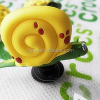 High Quality Bright Yellow Funny Snail