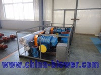 pulverized coal conveying fan/calcium carbonate conveying fan/air return fan
