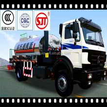 8 T road repairing vehicle /road asphalt distributor pressure truck