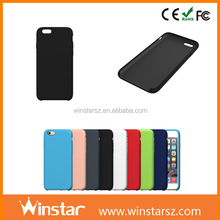 Hot Popular Trending Imitation Rubber Mobile Phone Covers For Iphone 6+/6S+
