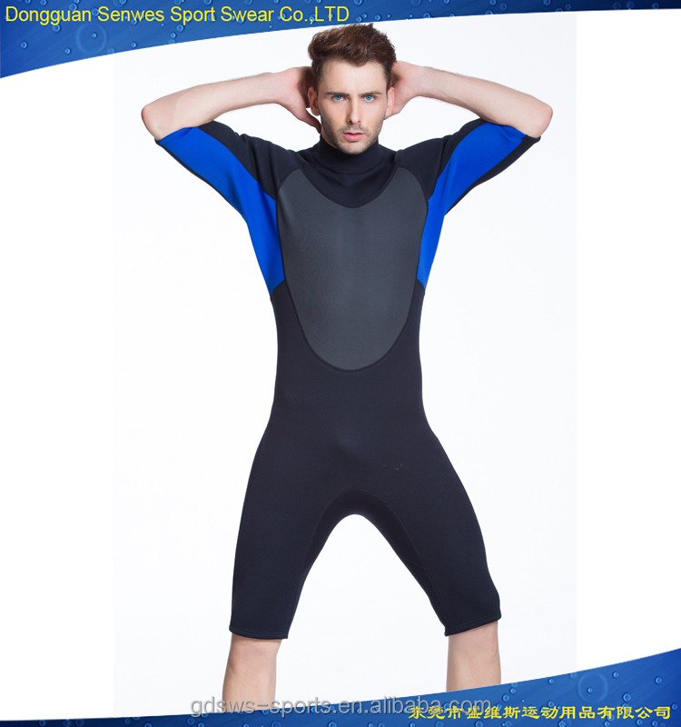 DURABLE MENS Neoprene scuba wetsuit 3MM/Surfing shorty Wetsuit/3MM Diving Wetsuits