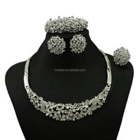 high quality guaranteed silver jewelry party item