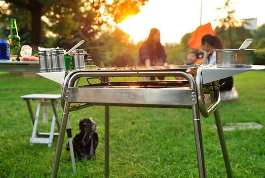with high quality tabletop bbq grill stainless steel csa approved portable mini gas bbq grill with great price