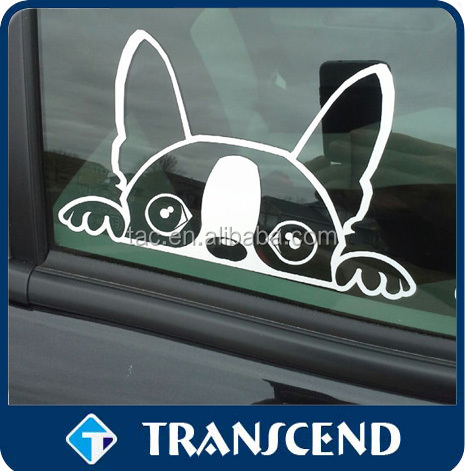 large size static cling window decals