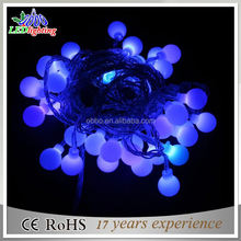 Round Ball LED Christmas Lights|| LED Ball Bulb String Light