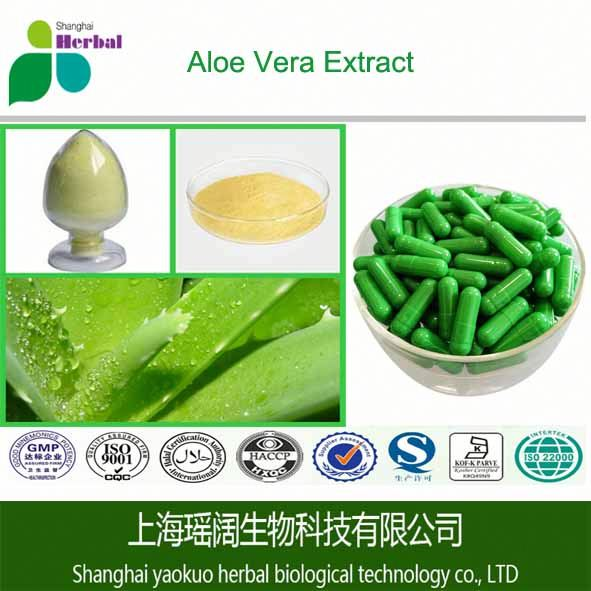 100% Pure Natural Aloe-emodin 98% / Aloe Vera Extract