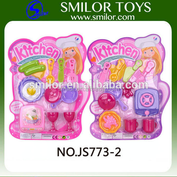 Wholesale Children Educational Mini Plastic Kitchen Set Toy From China