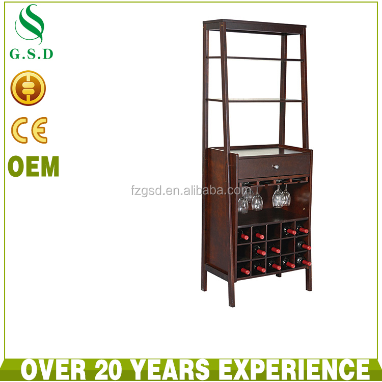 wholesale modern home wooden mini bar counter furniture cabinet for sale