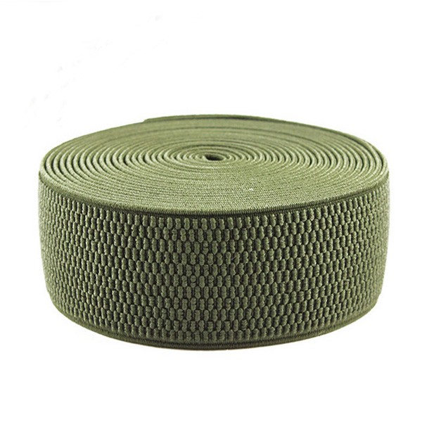 lemo Wholesales Woven Flat Medical Elastic Band