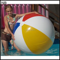 NB-BA3029 With logo print Giant inflatable Beach ball for Swimming