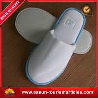 Free Sample Cheap Hotel Airline Slippers