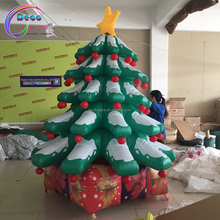 Inflatable Christmas tree ,inflatable christmas decoration