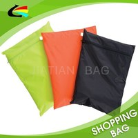 190T Polyester Zipper Dirty Laundry Travel Bag
