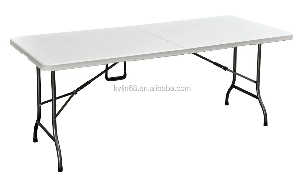 Plastic Folding Table : Plastic Folding Table For Camping - Buy Plastic Folding Table,Folding ...